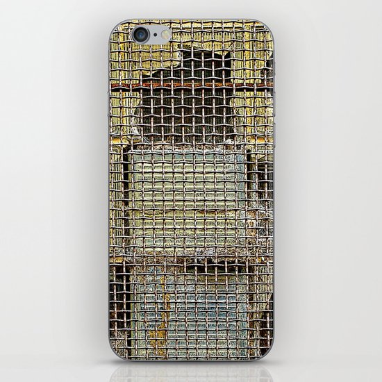 Dirty Windows  iPhone & iPod Skin