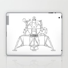 Lunar module Laptop & iPad Skin