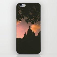 Sacre-Coeur, Paris. iPhone & iPod Skin