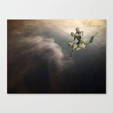 SkyWater Hero Canvas Print