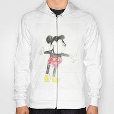 Childhood Drawings (Mickey) Hoody