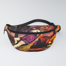 Season Of The Witch Fanny Pack