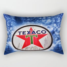 Texaco Rectangular Pillow