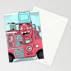 Food Truck Stationery Cards