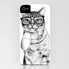 Mac Cat Slim Case iPhone (4, 4s)