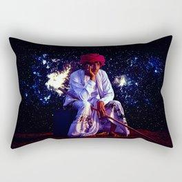 Contemplation Rectangular Pillow