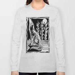 Howlin' Wolf Long Sleeve T-shirt