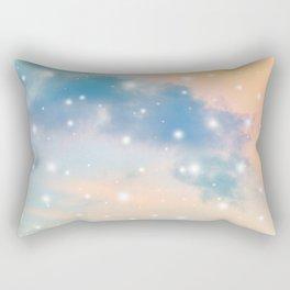 Pastel Cosmos Dream #3 #decor #art #society6 Rectangular Pillow