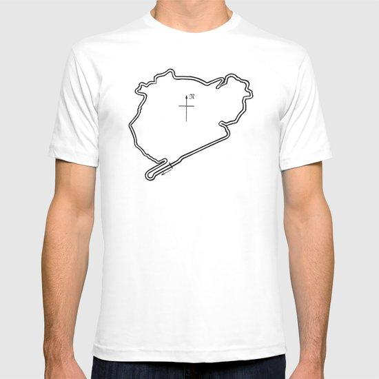 RennSport Shrine Series: Nürburgring Edition T-shirt