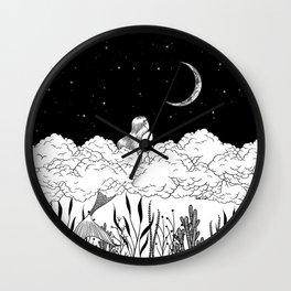 Moon River Wall Clock