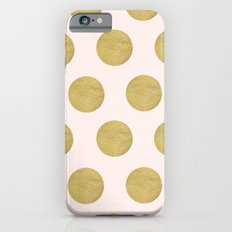 Stay Golden iPhone 6s Slim Case