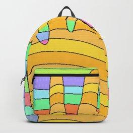 A Reaching Hand Backpack