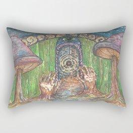 Entrance Rectangular Pillow