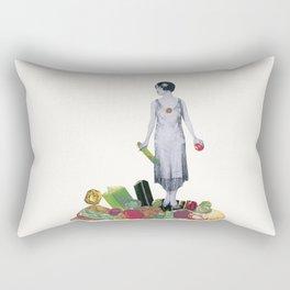 Jewel Thief Rectangular Pillow