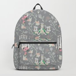 Chandeliers and Candelabras Backpack