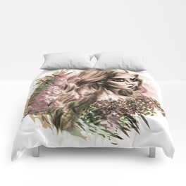 Disappearance Comforters