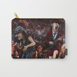 AC/DC Black Ice Carry-All Pouch