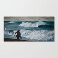 An Ascendancy of Exhilaration Canvas Print