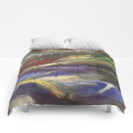 Colors in the Wind Comforters