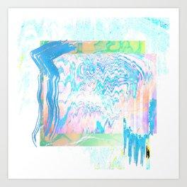 Sliiime Art Print