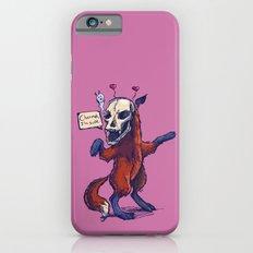 Debutante Fox iPhone 6s Slim Case