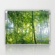 MM - Sunny forest Laptop & iPad Skin