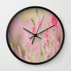 pinkalicious Wall Clock