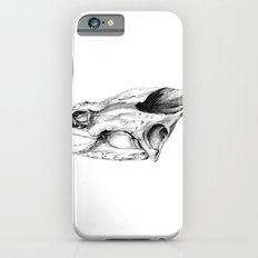 Snapping Turtle Skull iPhone 6s Slim Case