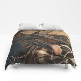 The Doberman Pinscher Comforters