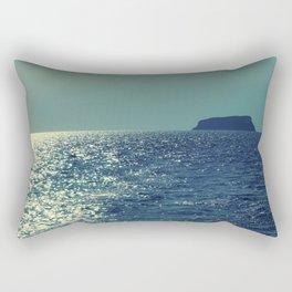 Santorini, Greece 18 Rectangular Pillow
