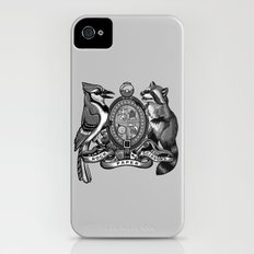 Regular Crest iPhone (4, 4s) Slim Case