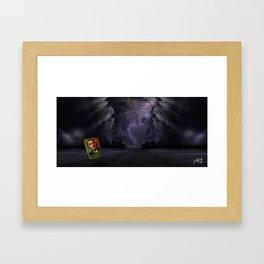 Hope 2015 Framed Art Print