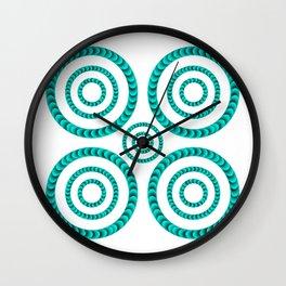Optical illusions | 01  Wall Clock