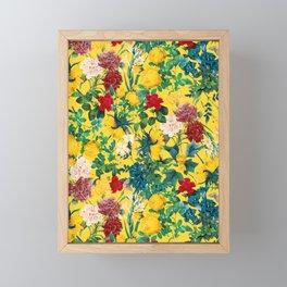 Fertile Forest Framed Mini Art Print