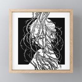 Brambles 15 Framed Mini Art Print
