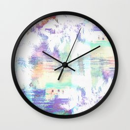 Lush Avenue Light Wall Clock