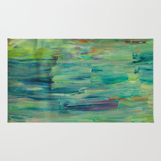 Abstract Painting 30 Rug
