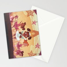 Dance Recital Stationery Cards