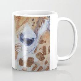 Giraffe - Colorful pattern II Coffee Mug