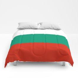 Flag: Bulgaria Comforters