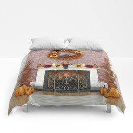 Harvest Hearth Comforters