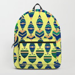 Hearts and diamonds Backpack