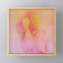 Emergence Framed Mini Art Print