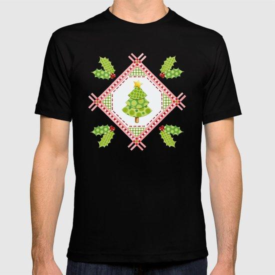 Holiday Polka Dots T-shirt