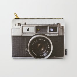 Camera photograph, old camera photography Carry-All Pouch