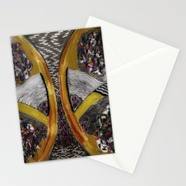 Similar, but quite different 1 Stationery Cards