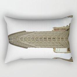 The Flatiron's Perfect Symmetry Rectangular Pillow