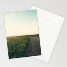 Country Roads (Rural South Dakota) Stationery Cards