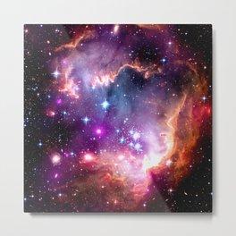 Deep Space Dream Metal Print
