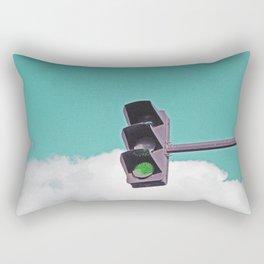 MINT_SKY Rectangular Pillow